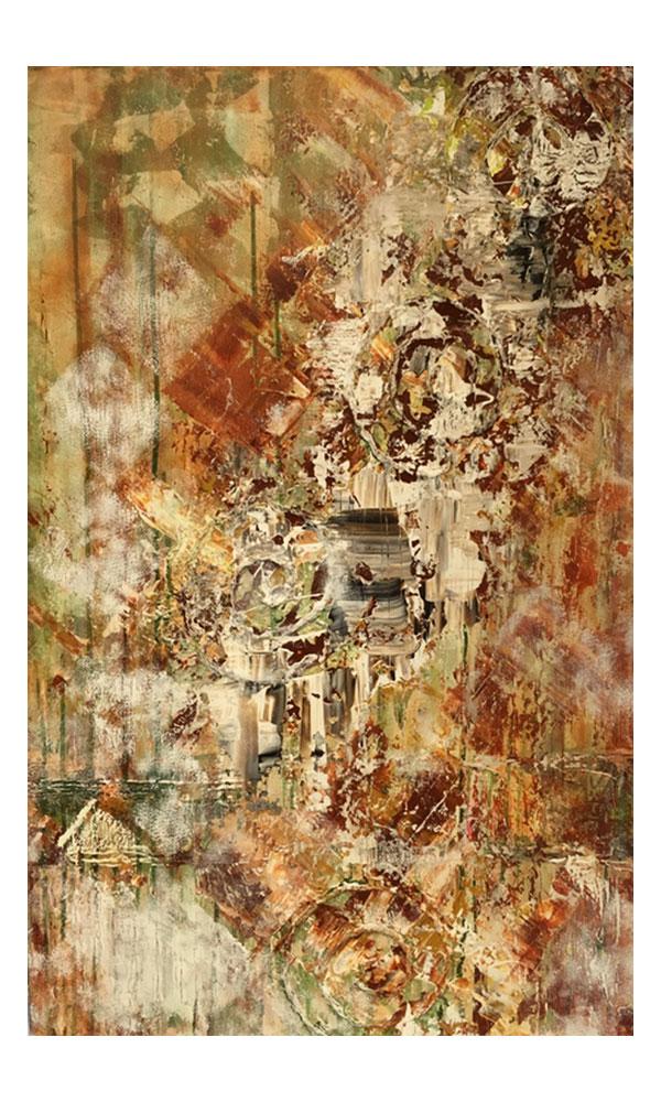 Desert Daniëlle van Herk Artwork