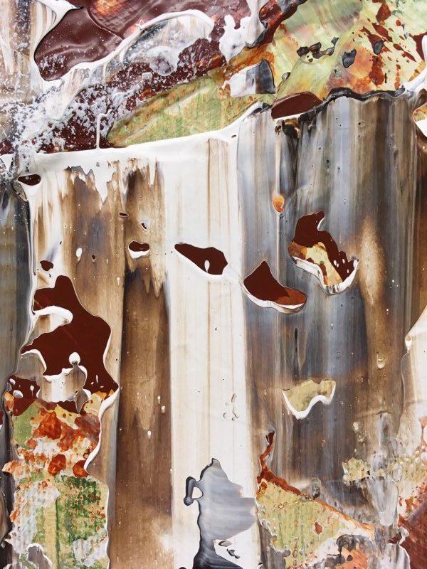 Detail Desert Daniëlle van Herk Artwork